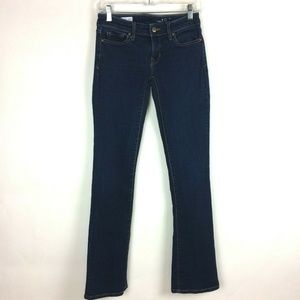 Gap 24 R Sexy Boot Bootcut Jeans